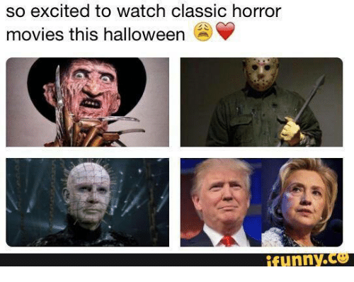 so excited to watch classic horror movies this halloween funny 4567303 so excited to watch classic horror movies this halloween funny