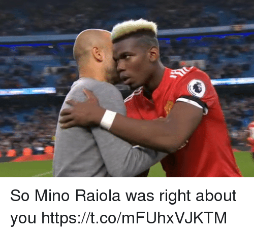 Memes, 🤖, and You: So Mino Raiola was right about you https://t.co/mFUhxVJKTM
