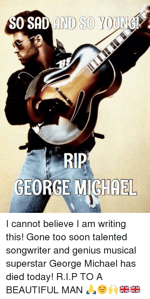 25+ Best Memes About George Michael