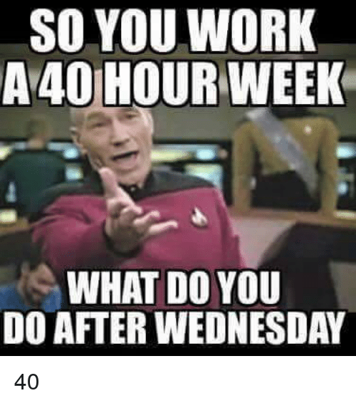 What work do you think