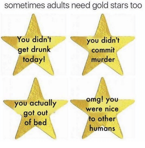 Adult Gold 98