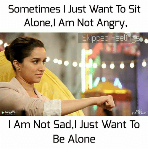 Sad Alone Memes: 25+ Best Memes About Angry And Sad