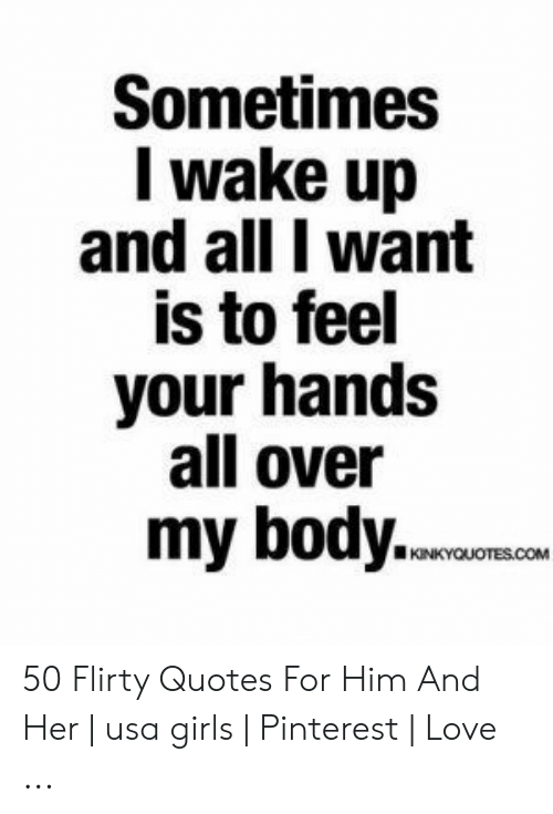 🔥 25+ Best Memes About Flirty Quotes for Him | Flirty ...