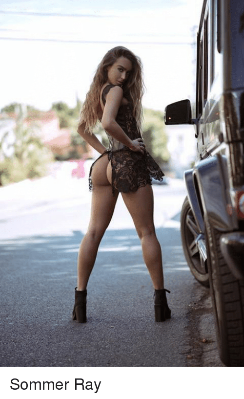 Sommer ray sexy booty 1