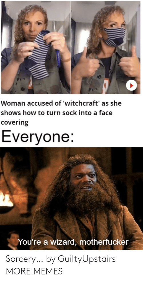 sorcery: Sorcery… by GuiltyUpstairs MORE MEMES