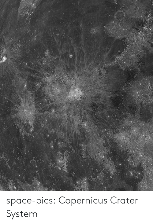 system: space-pics:  Copernicus Crater System