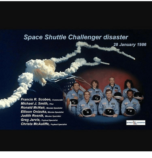 space shuttle january 28 1986 - photo #4