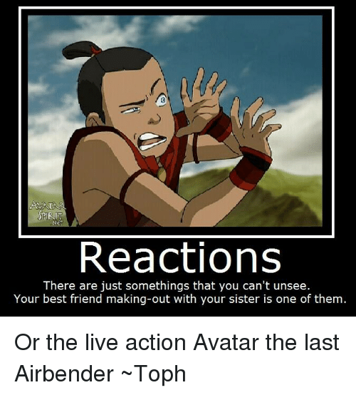 Funny the Last Airbender Memes of 2016 on SIZZLE
