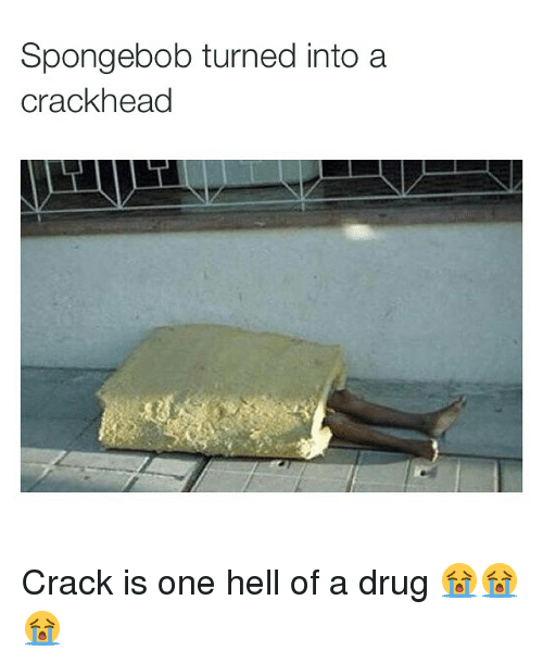 crack head kid spongebob jokes