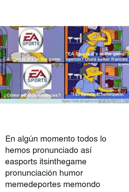 🔥 25+ Best Memes About Ea Sports Its in the Game   Ea ...