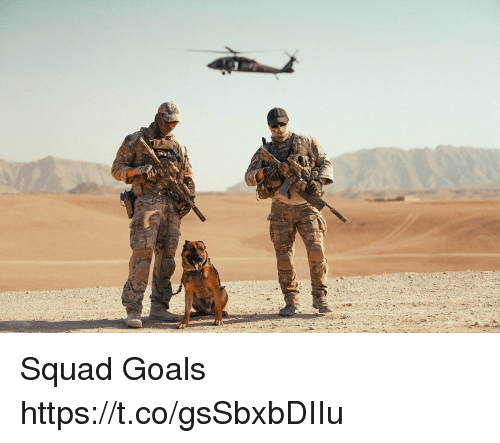 Goals, Memes, and Squad: Squad Goals https://t.co/gsSbxbDIIu