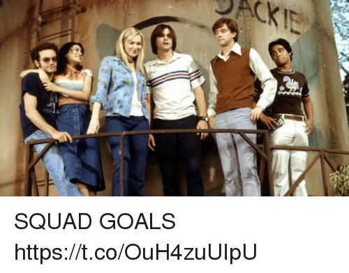 Goals, Memes, and Squad: SQUAD GOALS https://t.co/OuH4zuUIpU