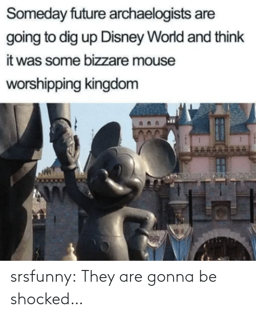 shocked: srsfunny:  They are gonna be shocked…