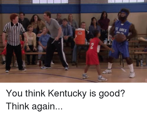 Memes, Kentucky, and 🤖: ST ABS You think Kentucky is good? Think again...