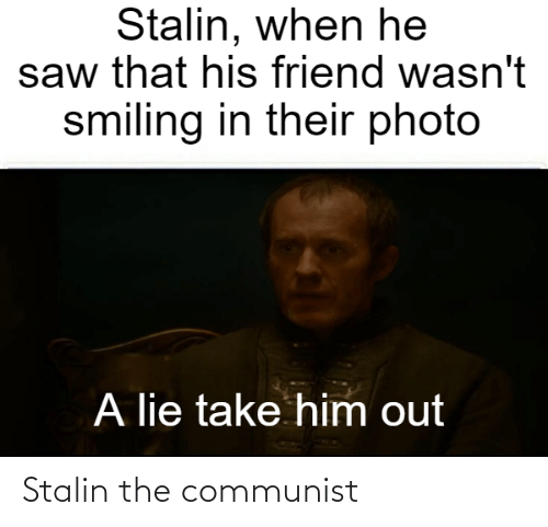 stalin: Stalin the communist