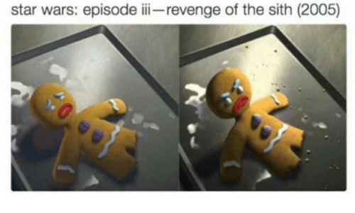Memes, Revenge, and Sith: star wars: episode iii-revenge of the sith (2005)