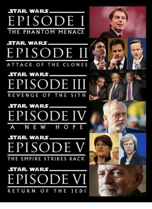 empire strikes back: STAR WARS  EPISODEI  EPISODE II  EPISODE III  EPISODE IV  EPISODE V  EPISODE VI  THE PHANTOM MENACE  STAR WARS  ATTACK OF THE CLONES  STAR WARS  REVENGE O F THE SITH  STAR WARS-  A N E W H O P E  STAR WARs  THE EMPIRE STRIKES BACK  STAR WARS  RETuRN OF THE JEDI