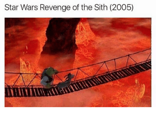 Dank, Revenge, and Sith: Star Wars Revenge of the Sith (2005)