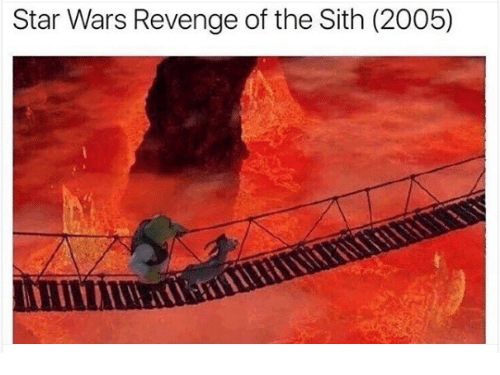 Revenge, Sith, and Star Wars: Star Wars Revenge of the Sith (2005)