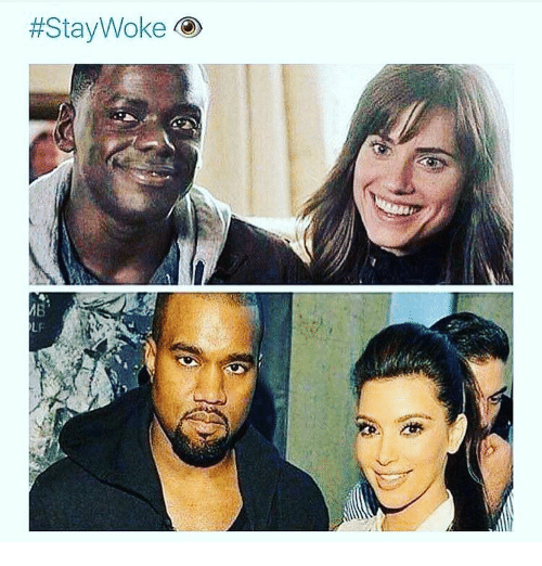Memes, 🤖, and Stay:  #Stay Woke
