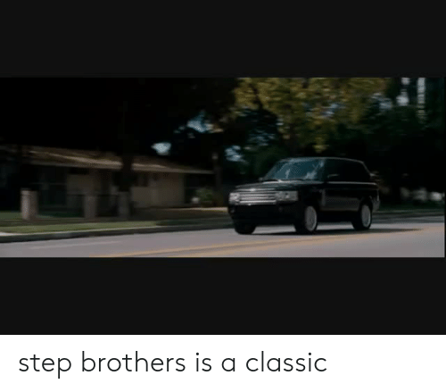 Step Brothers: step brothers is a classic