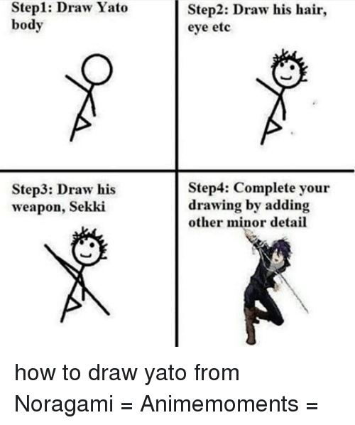 how to draw memes step by step