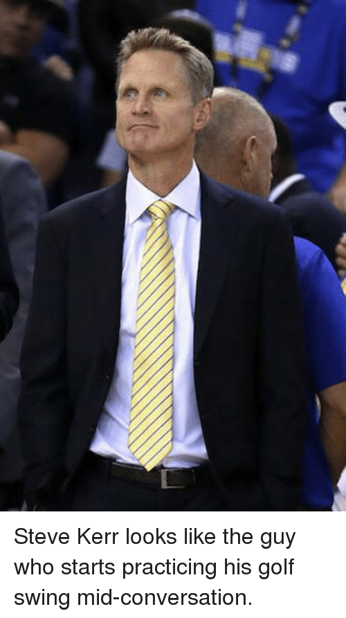 kerr guys Warriors coach steve kerr sought to clarify his recent criticism of his team on  but what i'm trying to remind my guys of is in order to win in the playoffs, .