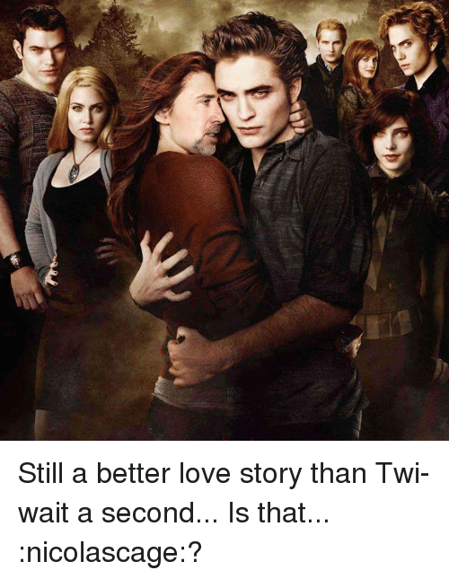 Twies: Still a better love story than Twi-wait a second...