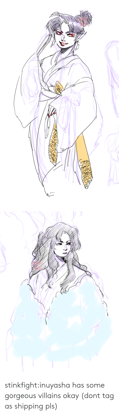 villains: stinkfight:inuyasha has some gorgeous villains okay (dont tag as shipping pls)