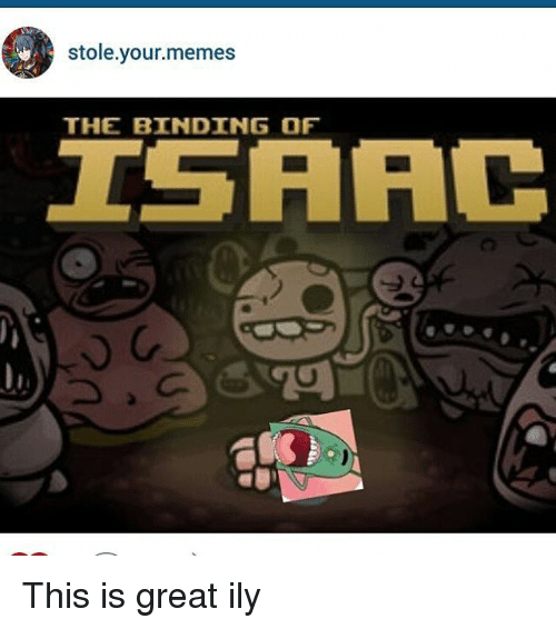 25+ Best Memes About Bind Of Isaac