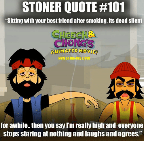Stoner Friendship Quotes: 25+ Best Memes About Stoner Quotes