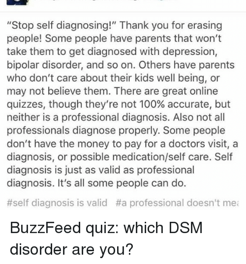 When does a doctor diagnose someone with depression?