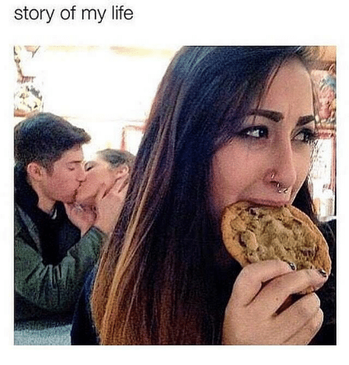 Memes, 🤖, and Story of My Life: story of my life