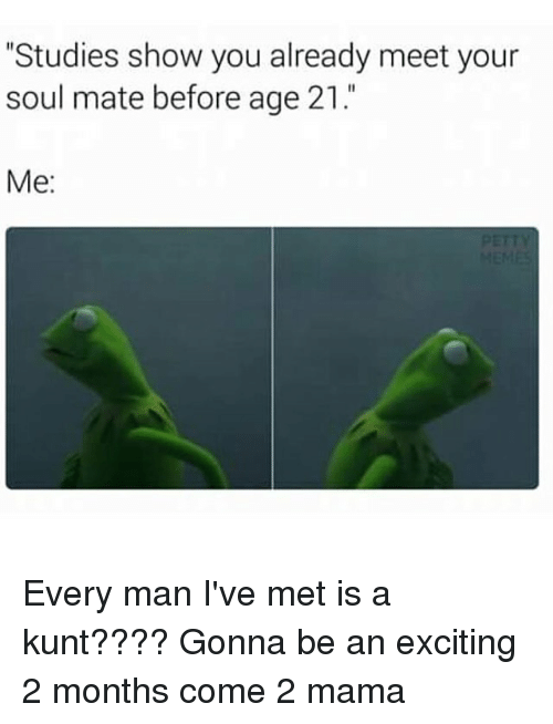 How do you meet your soulmate