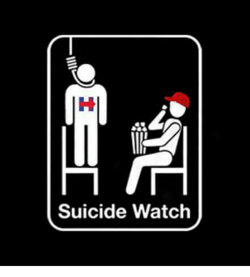 Memes, Suicide, and 🤖: Suicide Watch