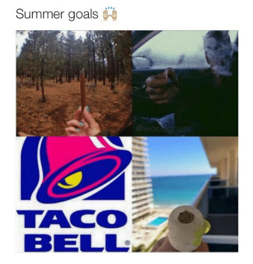 taco bell vision goal