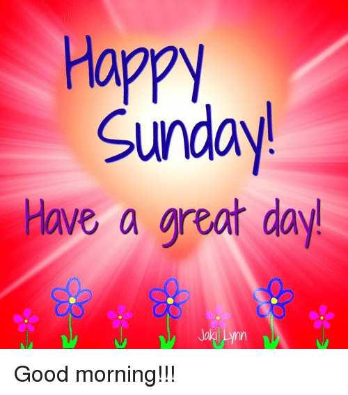 Sunday Have A Nice Day Romantic Good Morning Picture Romantic Good