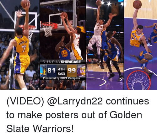 Warriors Come Out And Play Golden State: Funny Golden State Memes Of 2016 On SIZZLE