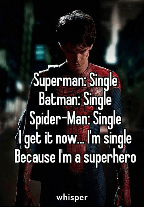 superman single spider man single The resulting superman returns was met with a mixed response just a year prior, christopher nolan reinvented the superhero genre once more with the gritty, ultra-grounded batman begins, and audiences firmly had spider-man fever in the wake of sam raimi's colorful, splashy first two films.