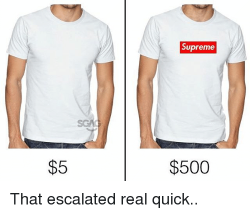 how to know if supreme is real