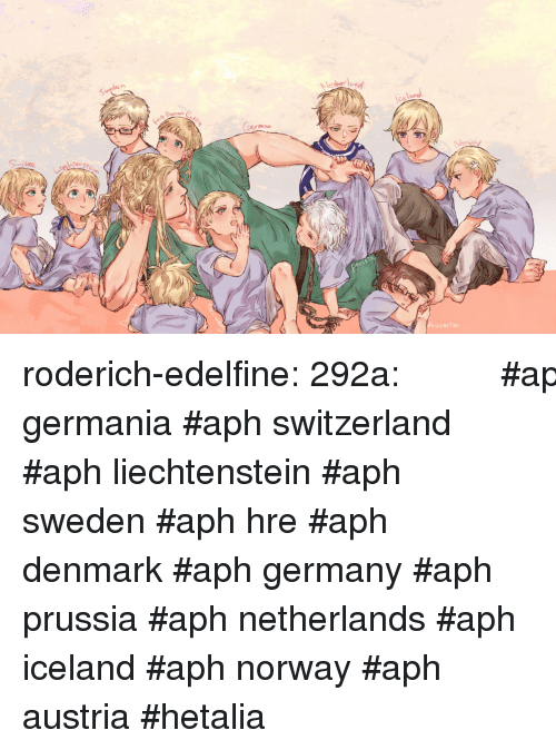 swede: Swede n  her lo  ce  İY  ermoun  coste roderich-edelfine:  292a: みんなのお爺ちゃん   #aph germania #aph switzerland #aph liechtenstein #aph sweden #aph hre #aph denmark #aph germany #aph prussia #aph netherlands #aph iceland #aph norway #aph austria #hetalia