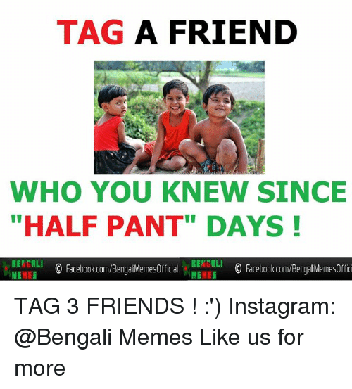25+ Best Memes About Bengali, Facebook, And Friends