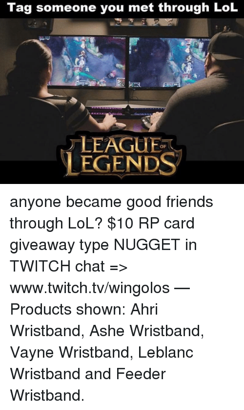 tagged chat tv