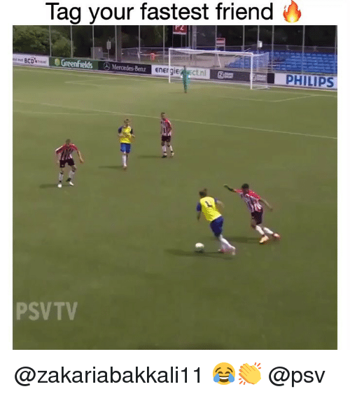 benz: Tag your fastest friend  Greenfields Mercedes-Benz  energied ect.nl  PSVTV @zakariabakkali11 😂👏 @psv