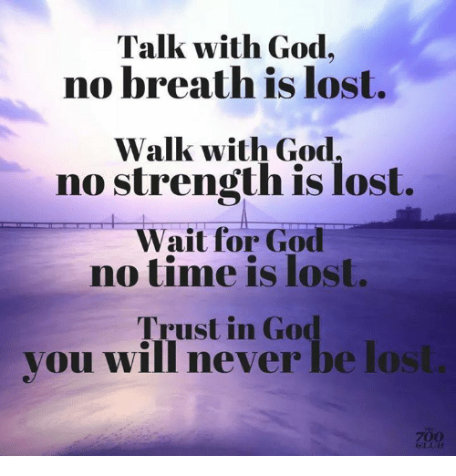 Image result for to wait on god no time is lost