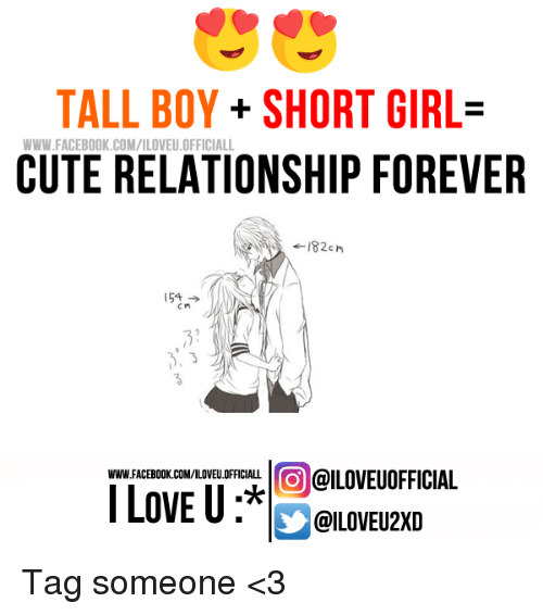 Cute Funny Relationship Meme : Best memes about short girl
