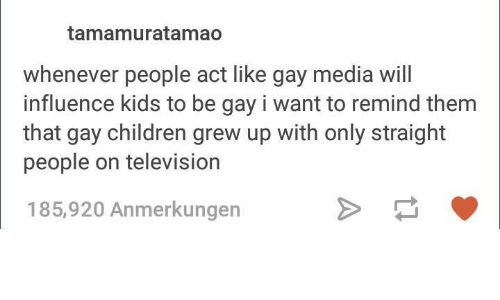 gay children
