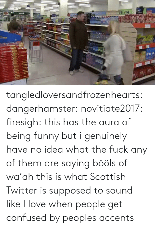 accents: tangledloversandfrozenhearts: dangerhamster:  novitiate2017:  firesigh:  this has the aura of being funny but i genuinely have no idea what the fuck any of them are saying  bööls of wa'ah  this is what Scottish Twitter is supposed to sound like  I love when people get confused by peoples accents