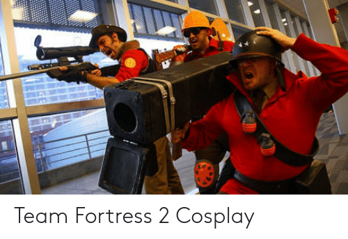 Team Fortress 2: Team Fortress 2 Cosplay
