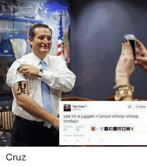 Ted, Dank Memes, and Juggalo: Ted  yea im a juggalo n proud whoop whoop Cruz
